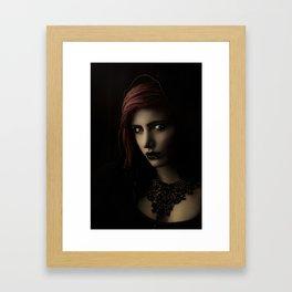 Calculation Framed Art Print