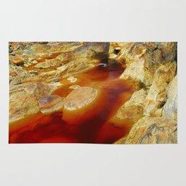 Red River. Huelva. Rug