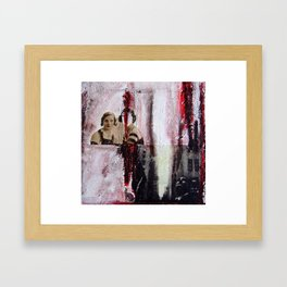 In Search Framed Art Print