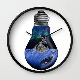 Environmental Invasion Wall Clock