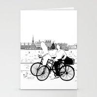copenhagen Stationery Cards featuring Copenhagen by sarknoem