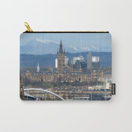 Glasgow University and Ben Lomond Carry-All Pouch