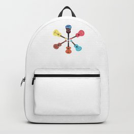 Cute Ukelele Instrument Graphic Art For Musician Backpack