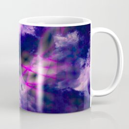 Rainbows clouds Coffee Mug