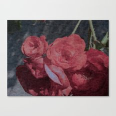 Sonate Canvas Print