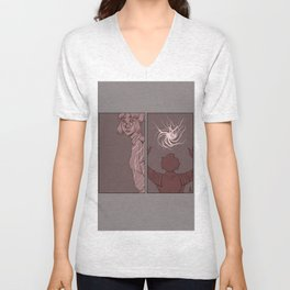 Scientists and Experiments Unisex V-Neck