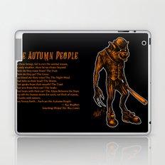 Autumn People 3 Laptop & iPad Skin