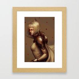 Clare Framed Art Print