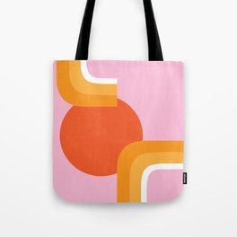 Rolling Sun Tote Bag