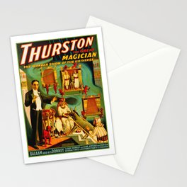 Thurston The Great Magician - Egypt Stationery Cards