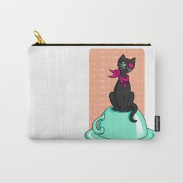 Pirate kitty Carry-All Pouch