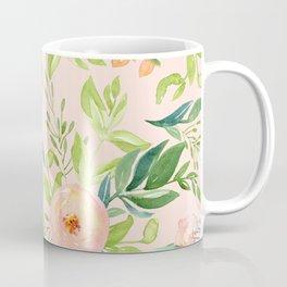 Pink Meadow Coffee Mug