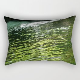 green heaven Rectangular Pillow