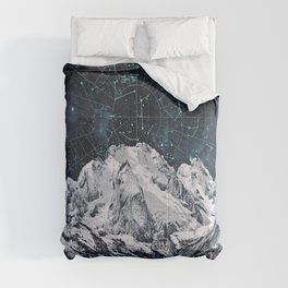 Constellations over the Mountain Comforters