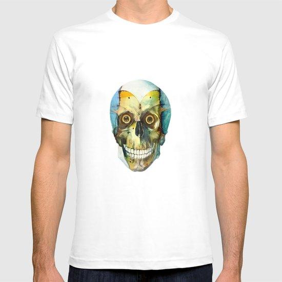 SKULL#02 T-shirt