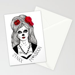 Jinkx Monsoon - Dia de los muertos Stationery Cards