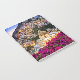 Positano Amalfi Coast Notebook