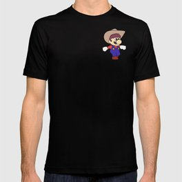 Super cowboy redemption T-shirt