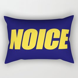 NOICE Rectangular Pillow
