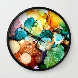 Overjoy Wall Clock