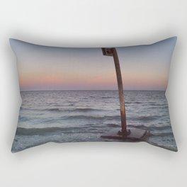 Floating Abandonment Rectangular Pillow