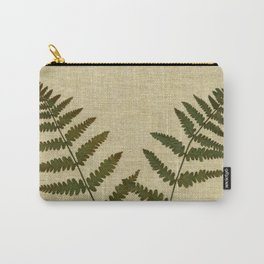 Ferns 2 by Kathy Morton Stanion Carry-All Pouch