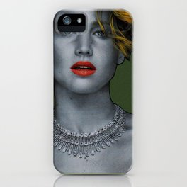 Jennifer Lawrence iPhone Case