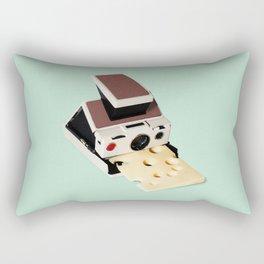 SAY CHEESE Rectangular Pillow