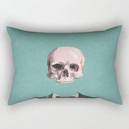 Dapper Dead Rectangular Pillow