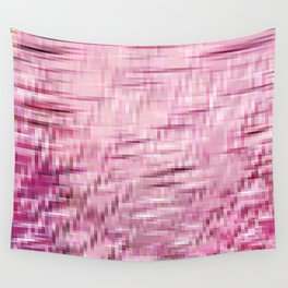 Re-Created Checks 3 Wall Tapestry