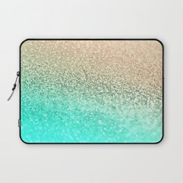 GOLD AQUA Laptop Sleeve