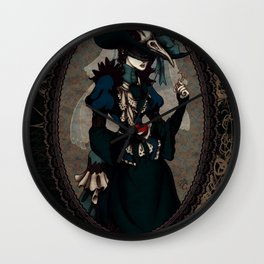 Nevermore Wall Clock