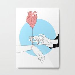 For You Metal Print
