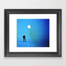 Winterwonderland IV Framed Art Print