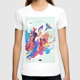 .ELIBERATION. T-shirt