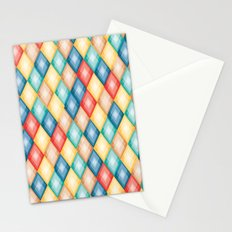PatternPlay Series - rhombus Stationery Cards