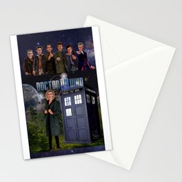 7 Doctors Stationery Cards