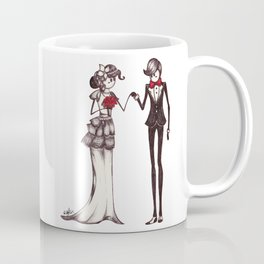 Newly Weds Coffee Mug