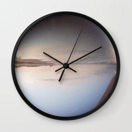 Clear Skies Wall Clock