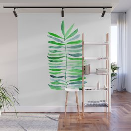 Piece of nature || watercolor Wall Mural