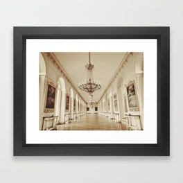 Dreaming of Grand Trianon, Versailles.  Framed Art Print