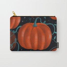 Pumpkins Texture Carry-All Pouch