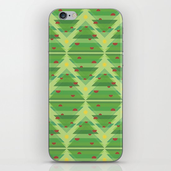 Over the trees iPhone & iPod Skin