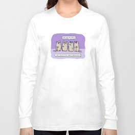 Three Blind Mice Long Sleeve T-shirt