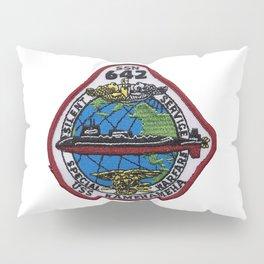 USS KAMEHAMEHA (SSN-642) PATCH Pillow Sham