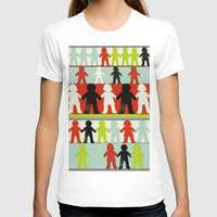 equality T-shirts featuring Equality by Hilka Zimmerman