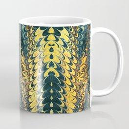 gold cactus marble Coffee Mug