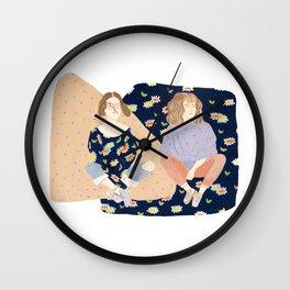 Here Wall Clock