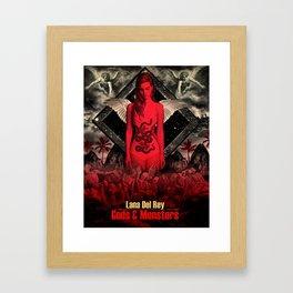 Gods & Monsters Framed Art Print