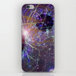 Astro Glide iPhone Skin